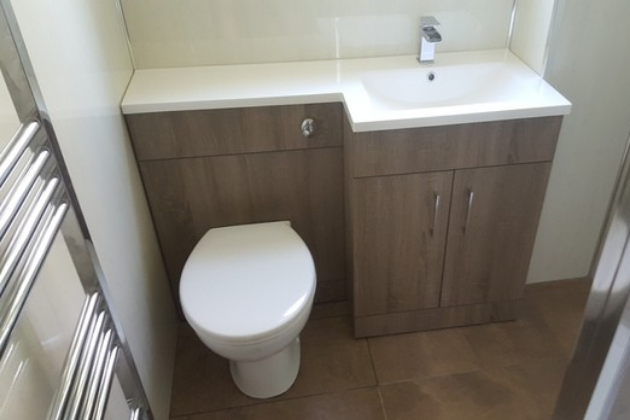 Bathroom installation | GQ Heating Ltd | South Lanarkshire